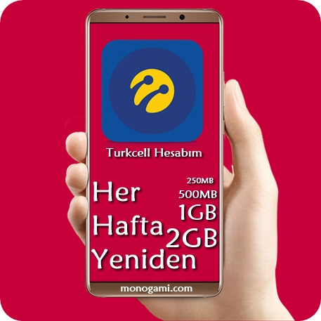 Turkcell Hesabım Bedava İnternet Veren Uygulama