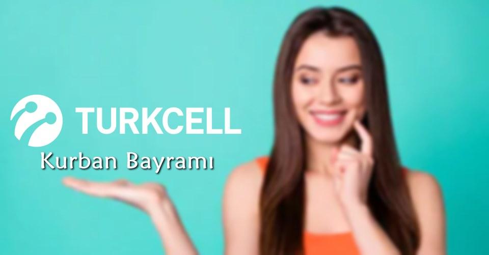 Turkcell Kurban Bayramı Hediye İnternet Paketi